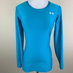Under Armour Heat Gear Fitted Long Sleeve Shirt